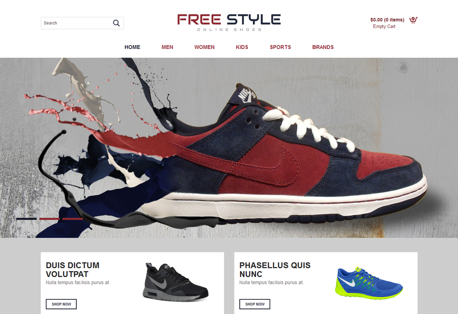 free-style-ecommerce-html-template