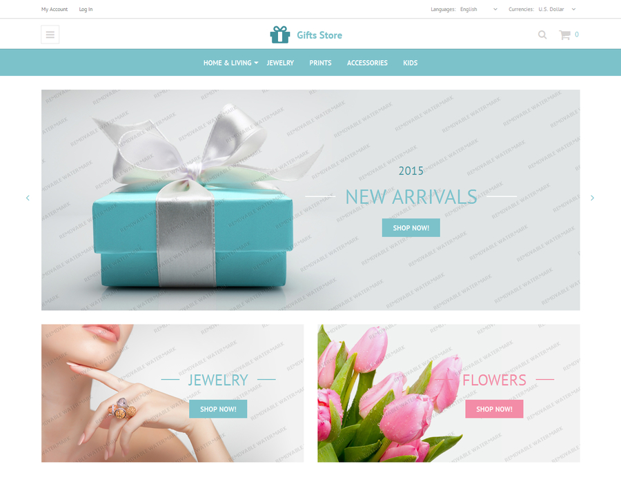 gift-store-oscommerce-free-theme