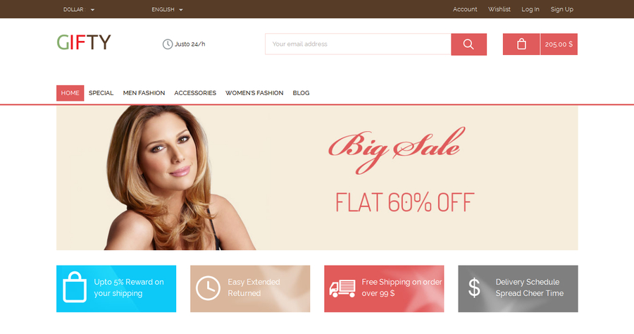 gifty-ecommerce-html-template
