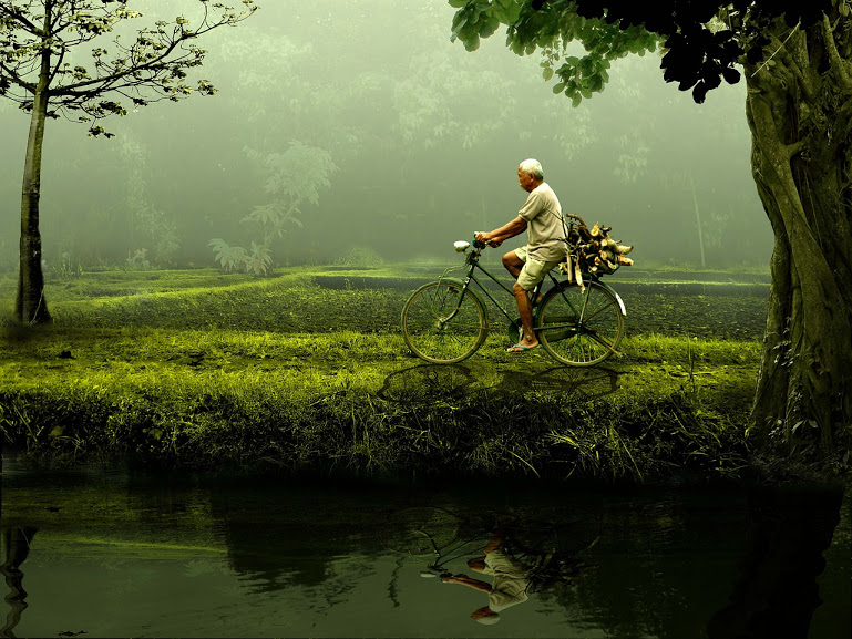 old-man-on-his-bicycle