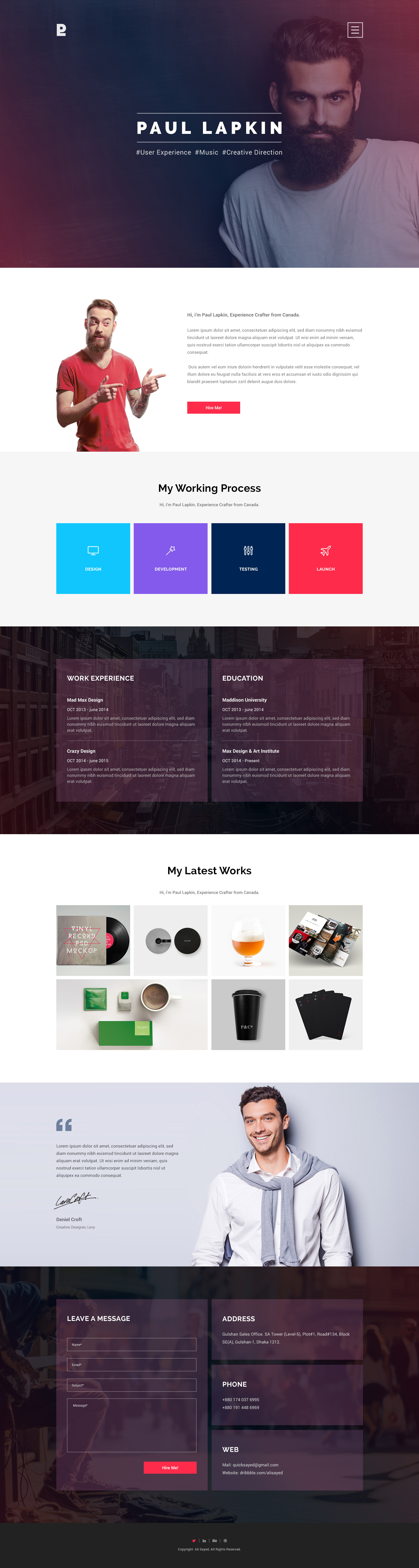 personal-site-free-psd