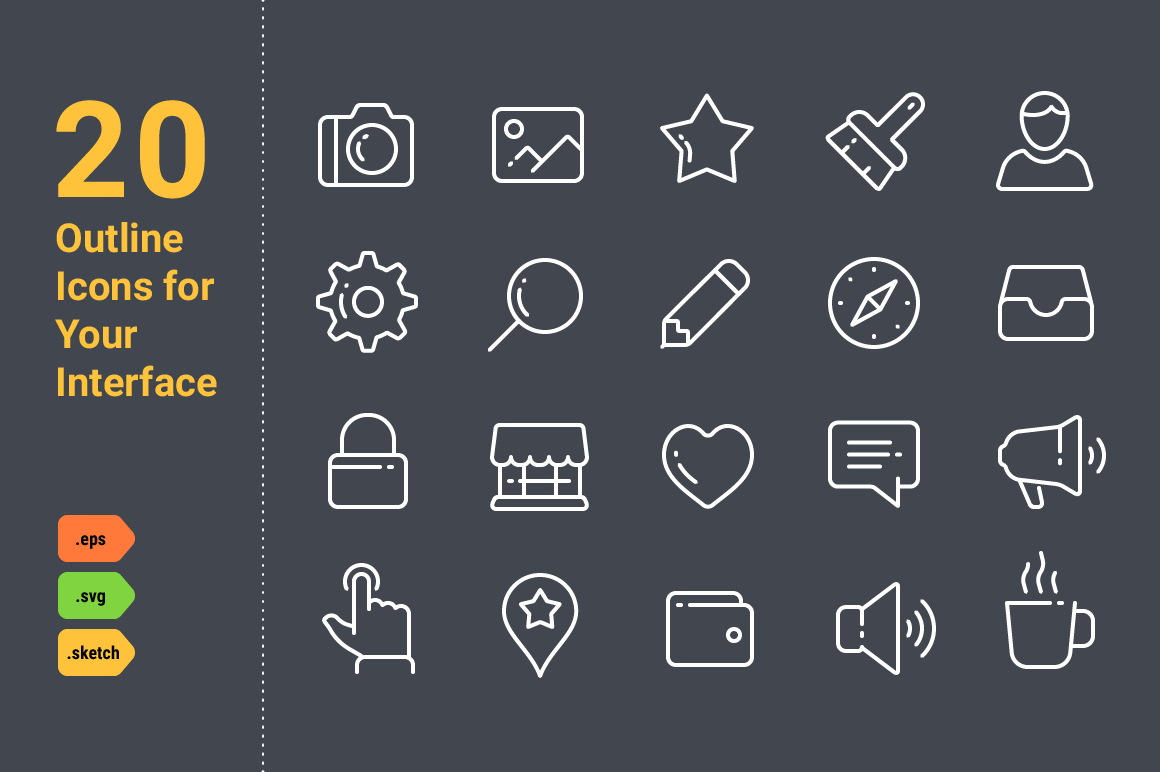 20-Outline-Icons-For-Your-Interface