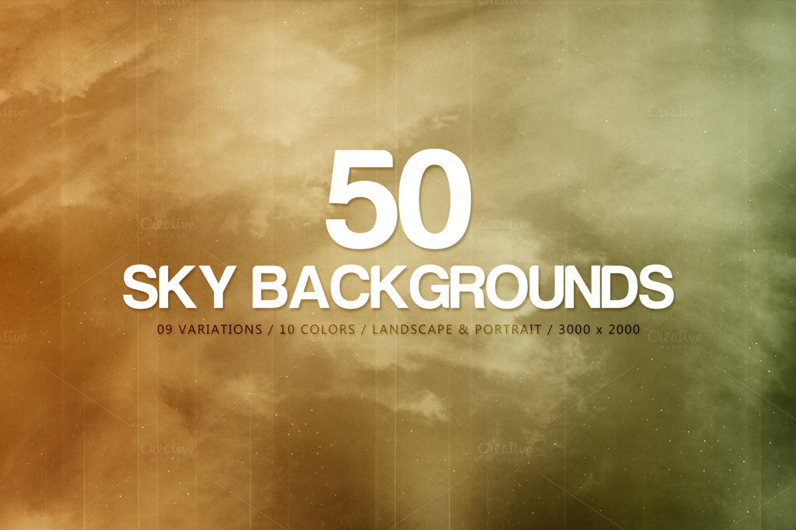 50-Sky-Backgrounds