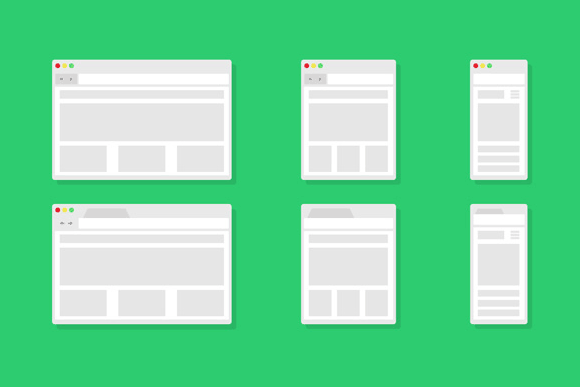 Complete-Browser-Mockup-Pack