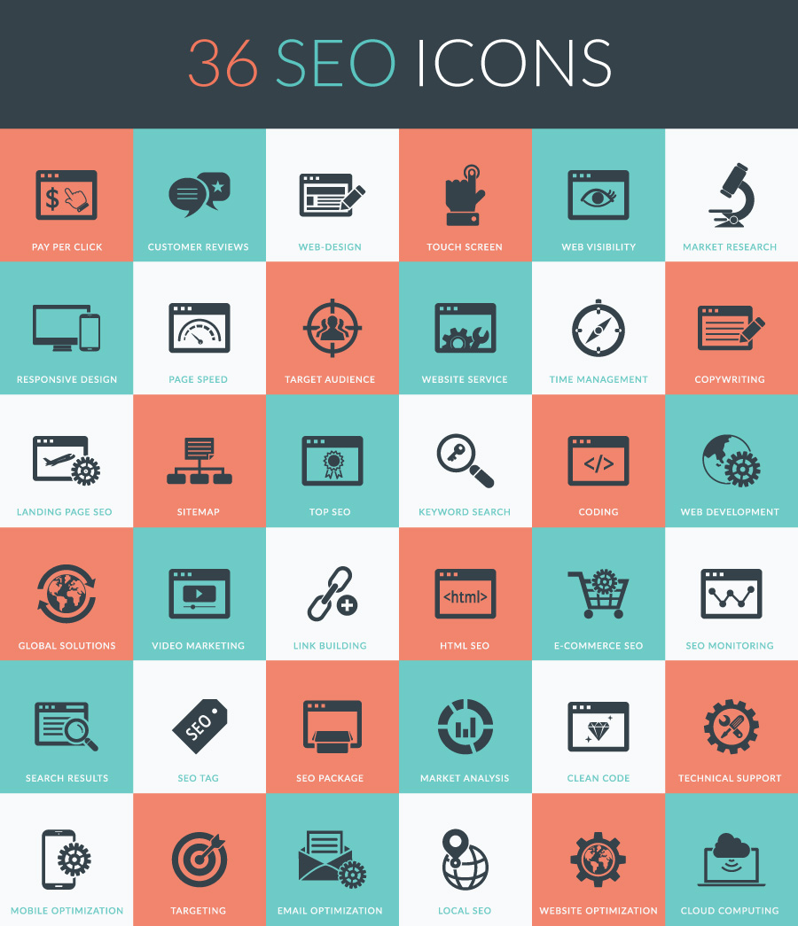 Free-SEO-Icon-Set
