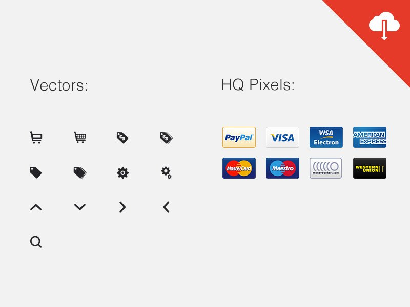 Free-eCommerce-Icons-PSD