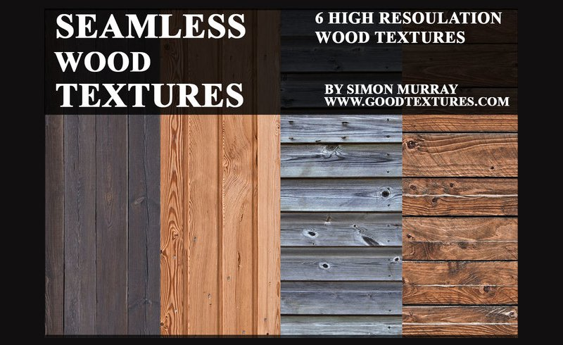 Seamless-Wood-Textures