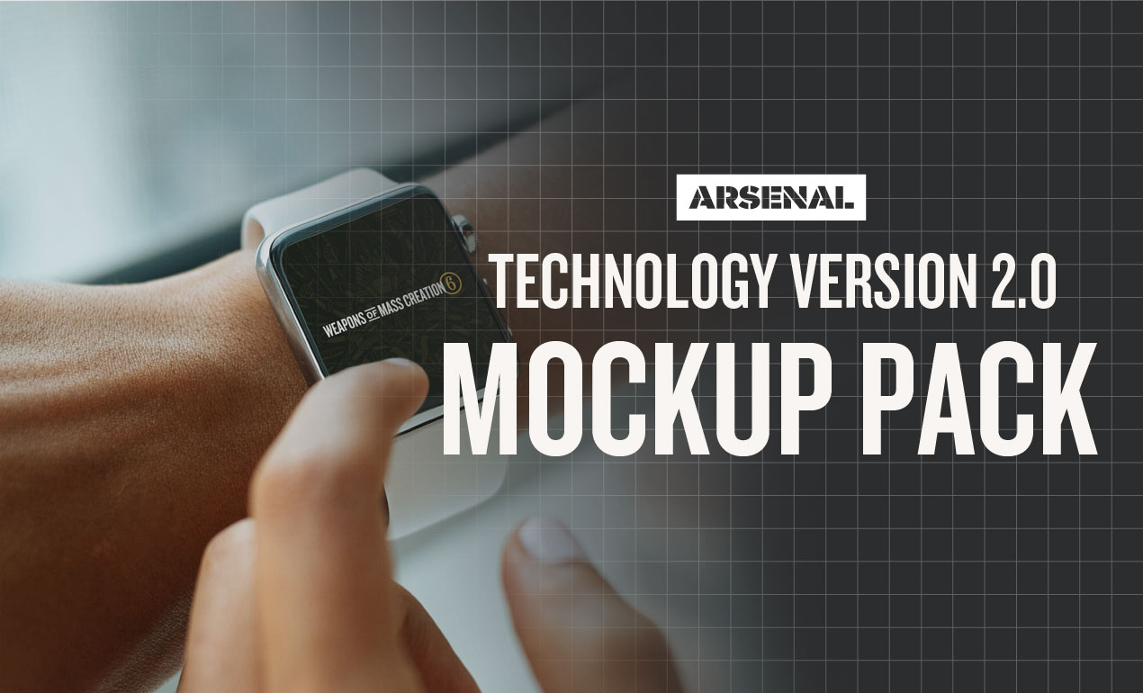 Technology-Mockup-Templates-Pack