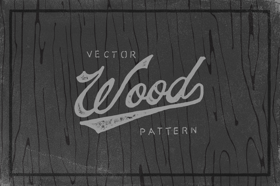 Vector-Wood-Pattern