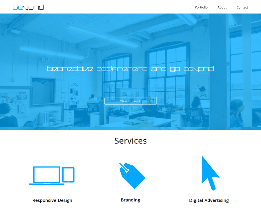 beyond-free-psd-html5-template