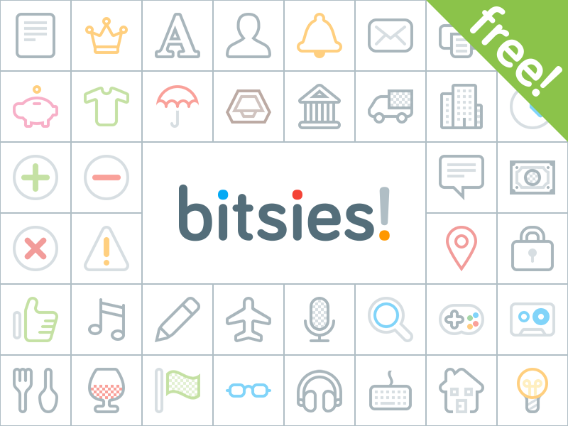 bitsies-free-icons