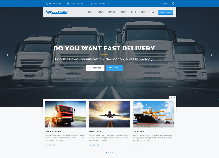 express-transports-and-logistics-psd-template-2