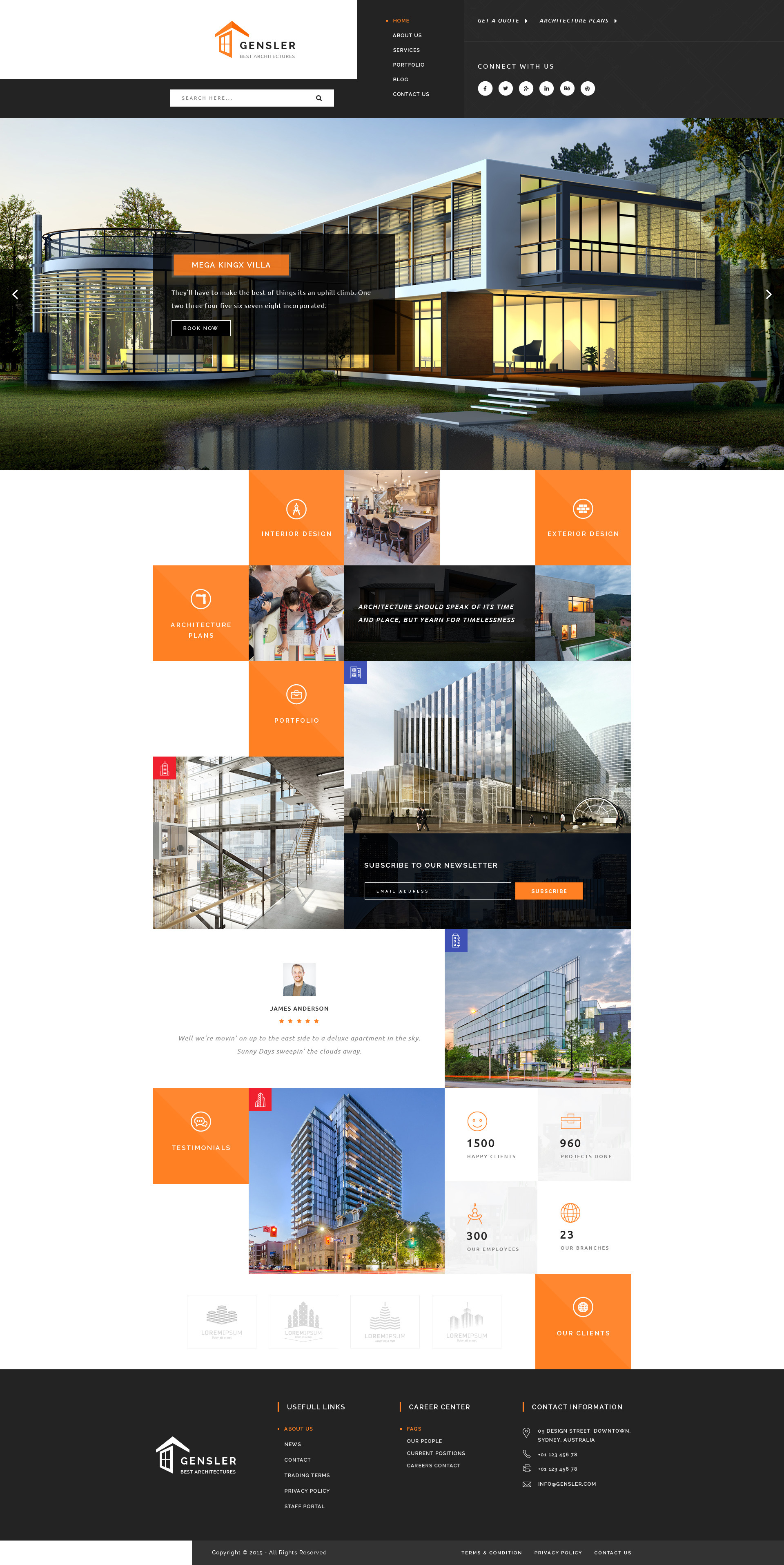 gensler-architecture-psd-template