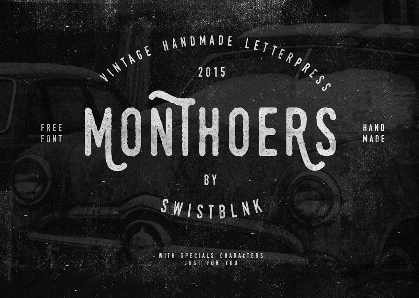 monthoers-free-font-2