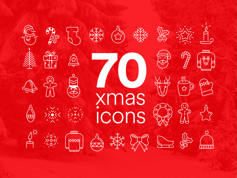 70-awesome-xmas-icons