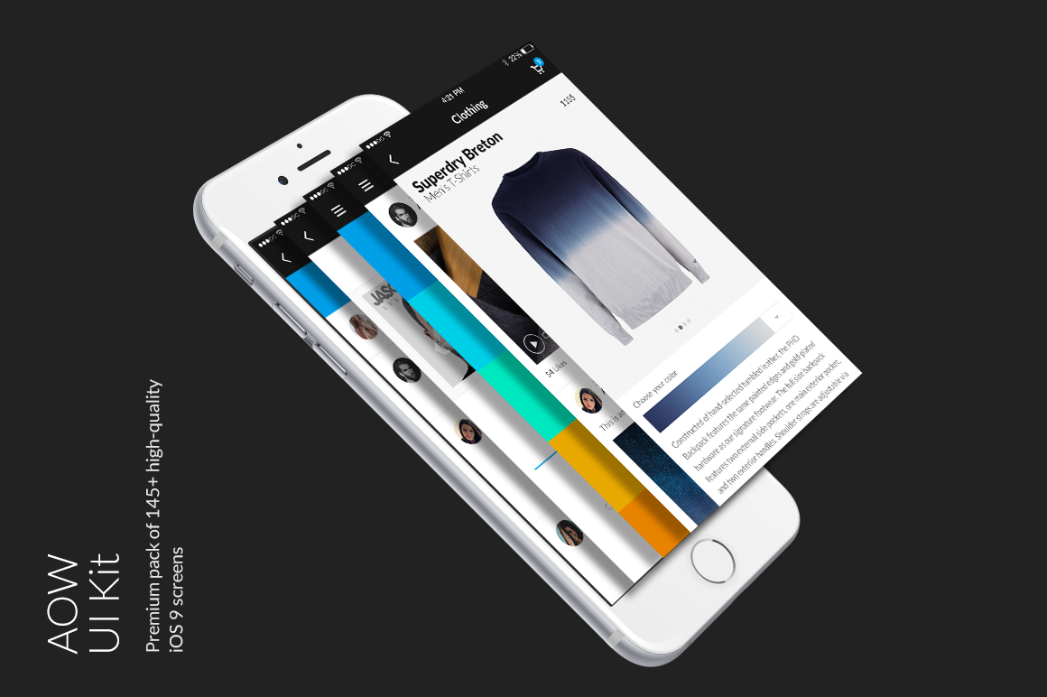 Latest Resources For Designers October 2015