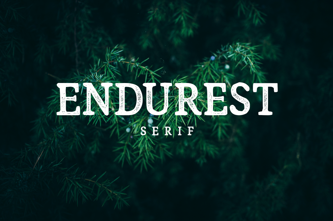 Endurest-Font