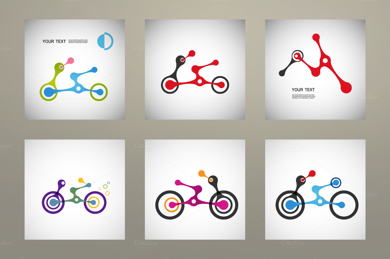 Set-of-6-motorcycle-icon