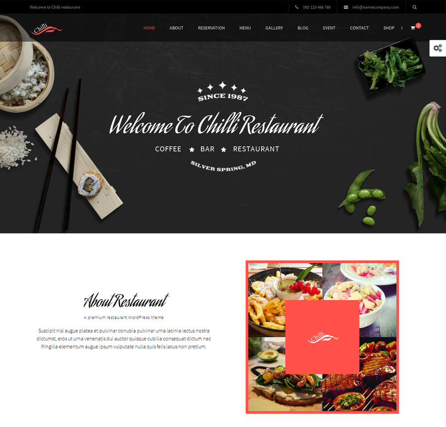 chilli-event-coffee-restaurant-wordpress-theme