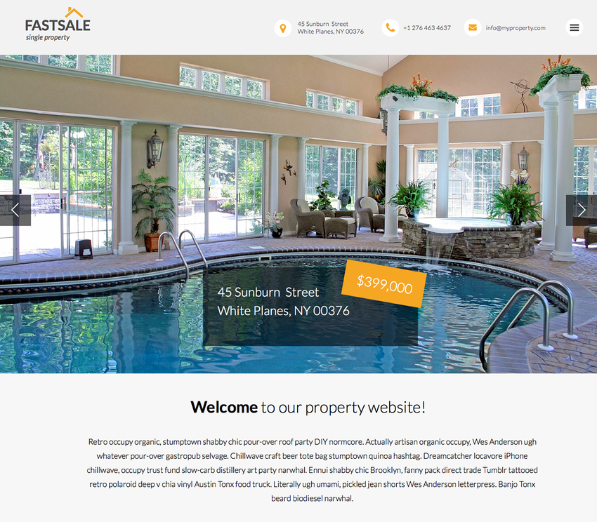 fastsale-free-real-estate-wordpress-theme