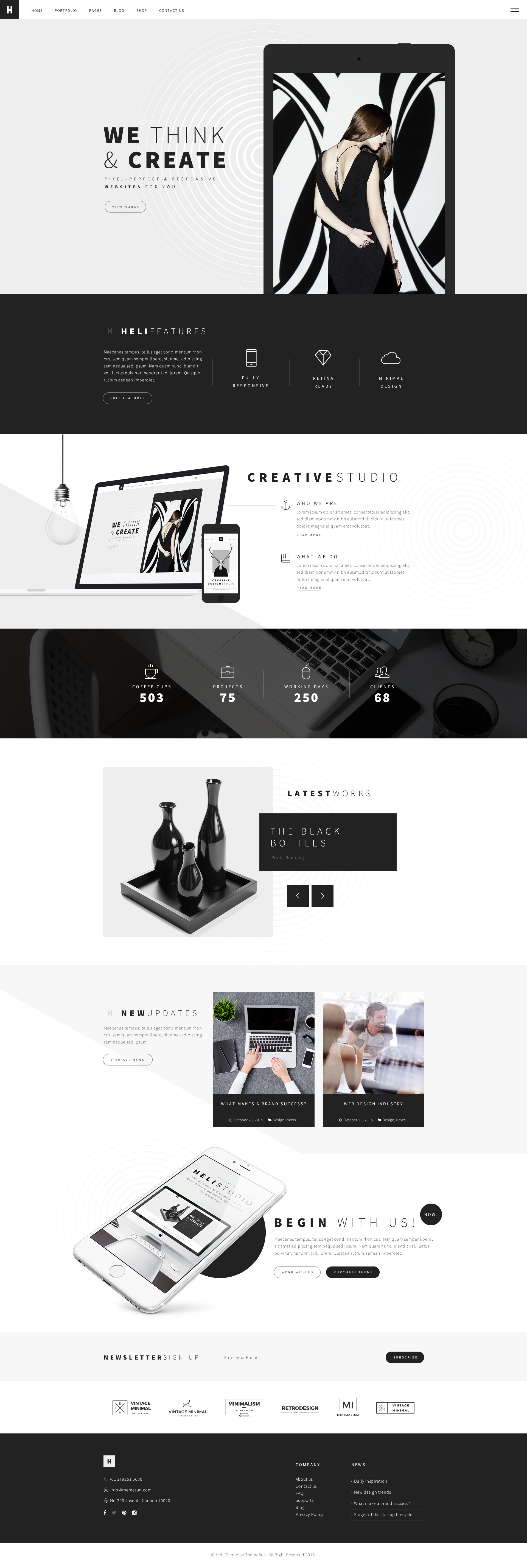heli-a-creative-multipurpose-psd-template