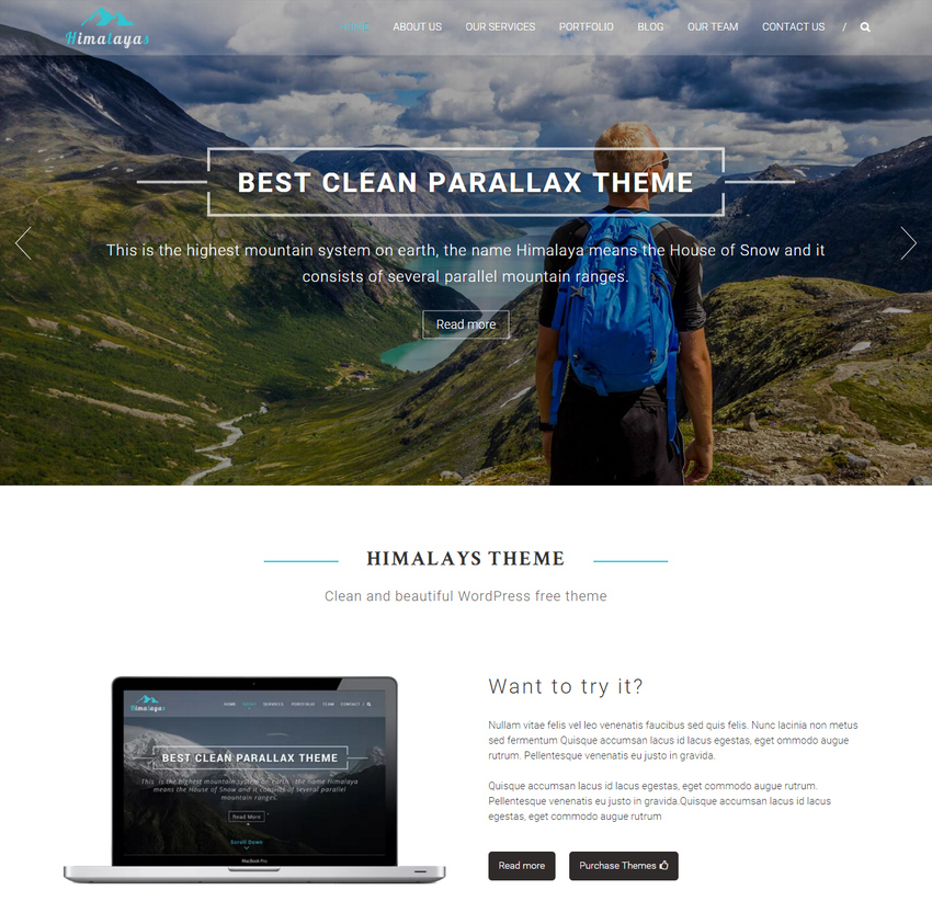 himalayas-free-clean-wordpress-theme