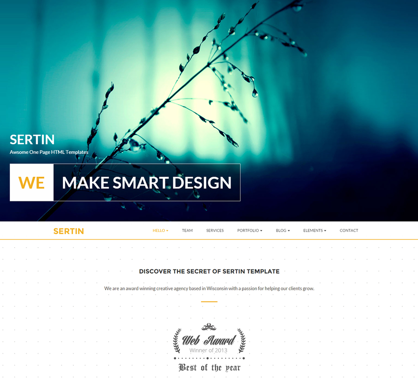 sertin-free-bootstrap-template-onepage-psd2