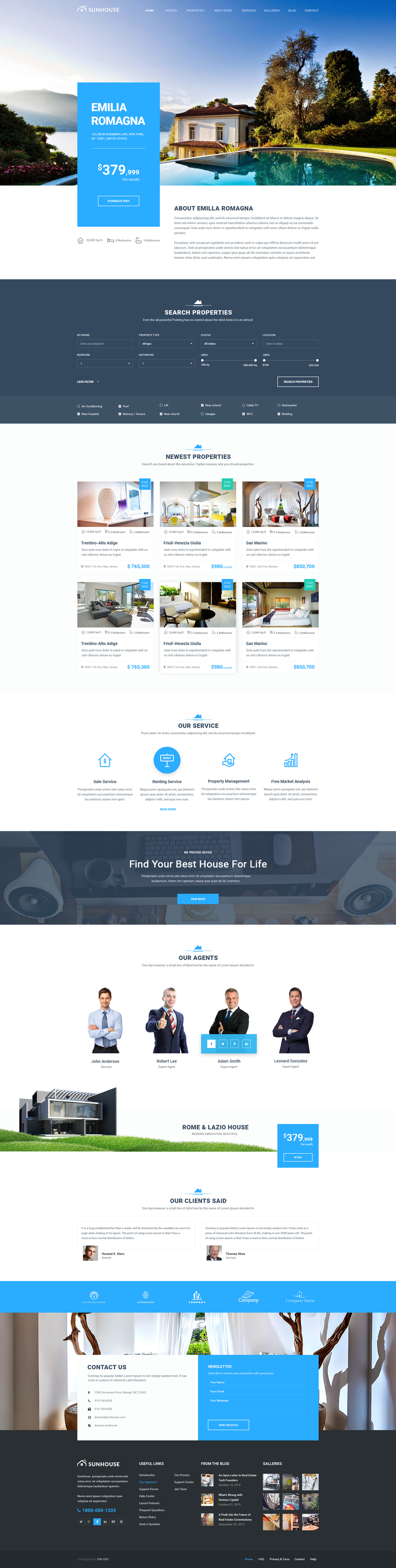 sunhouse-real-estate-psd-template