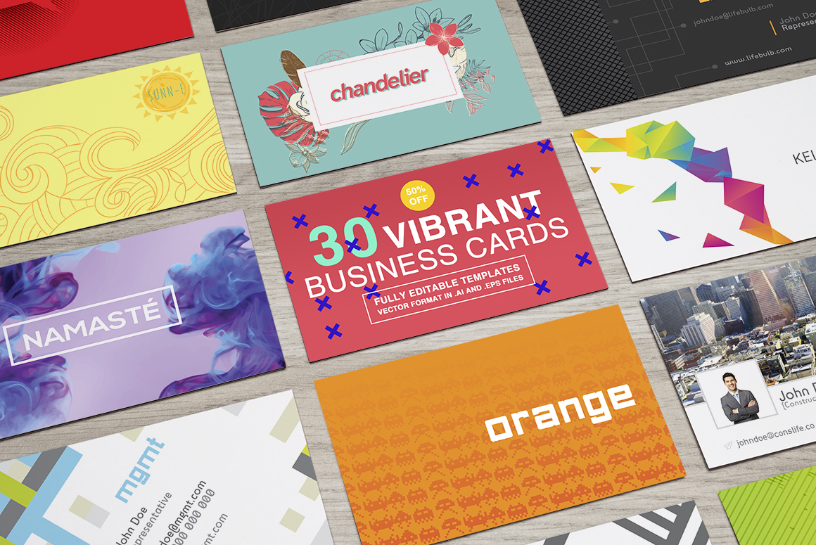 30-Vibrant-Business-Cards