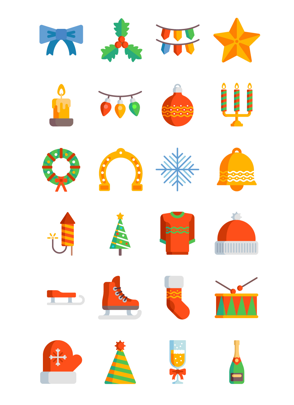 Amazing-Christmas-Icons