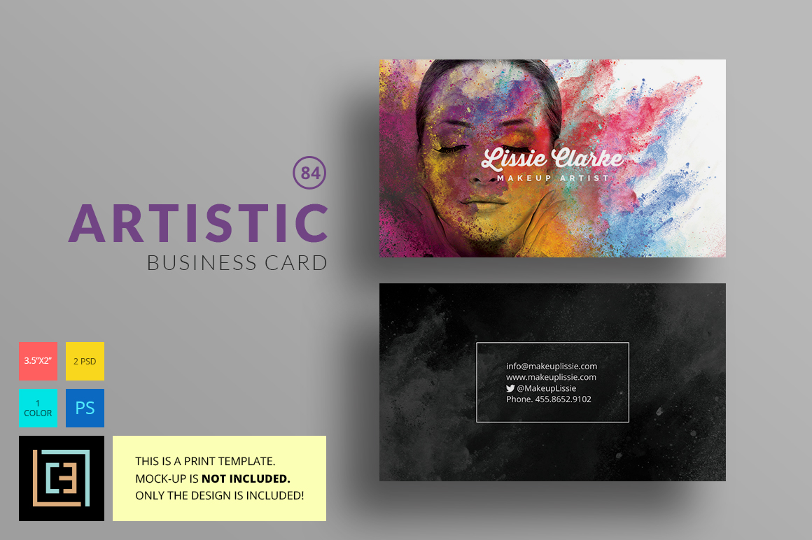 Artistic-Business-Card-84