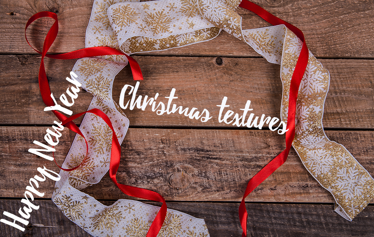 Collection-of-Christmas-texture