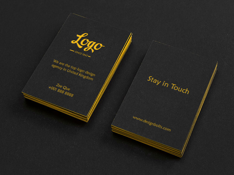 Free-Black-Textured-Buisness-Card-Mockup-Psd