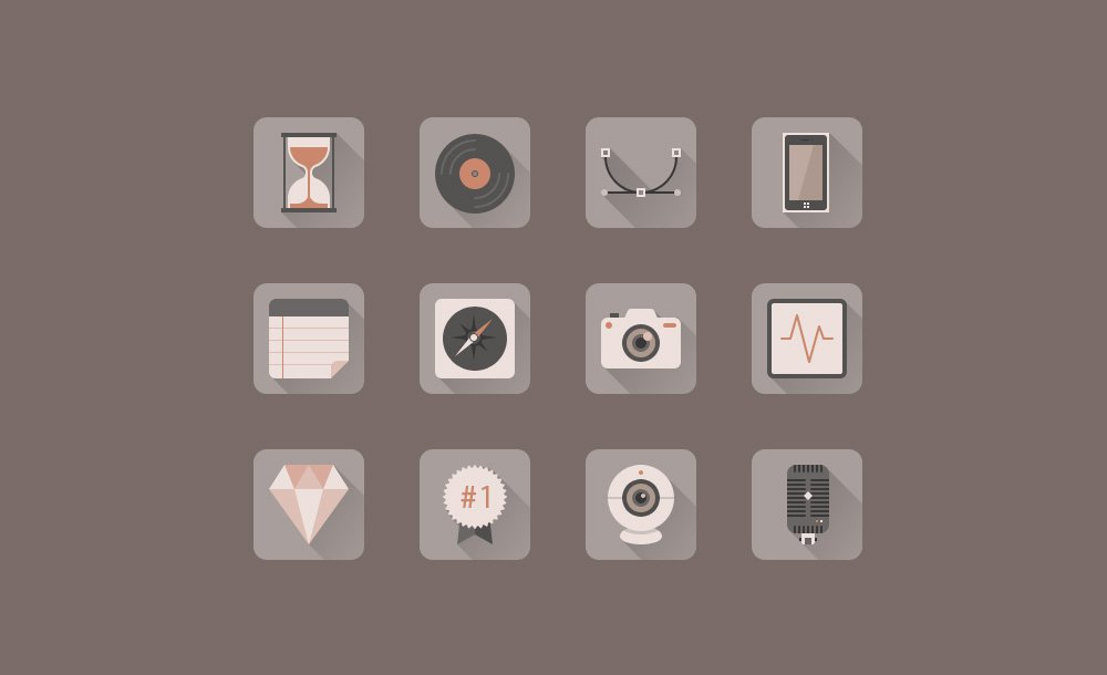 Free-Vintage-Icons-PSD