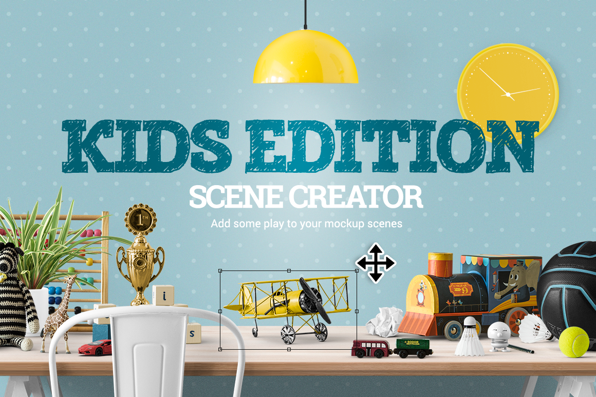 Kids-Edition-Scene-Creator