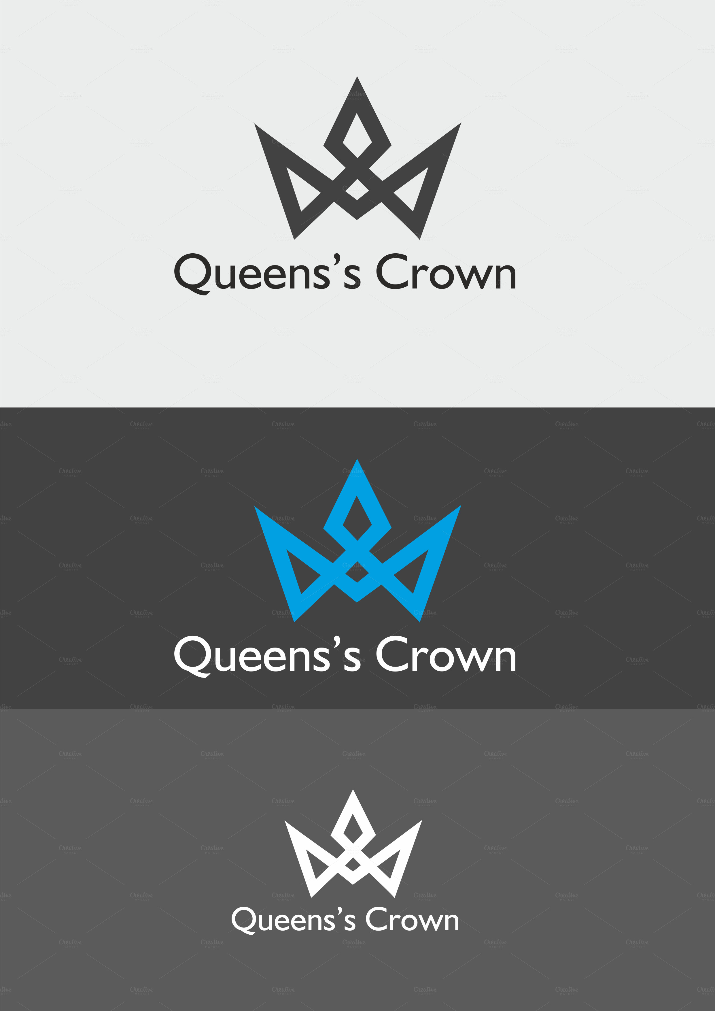 crown design logo