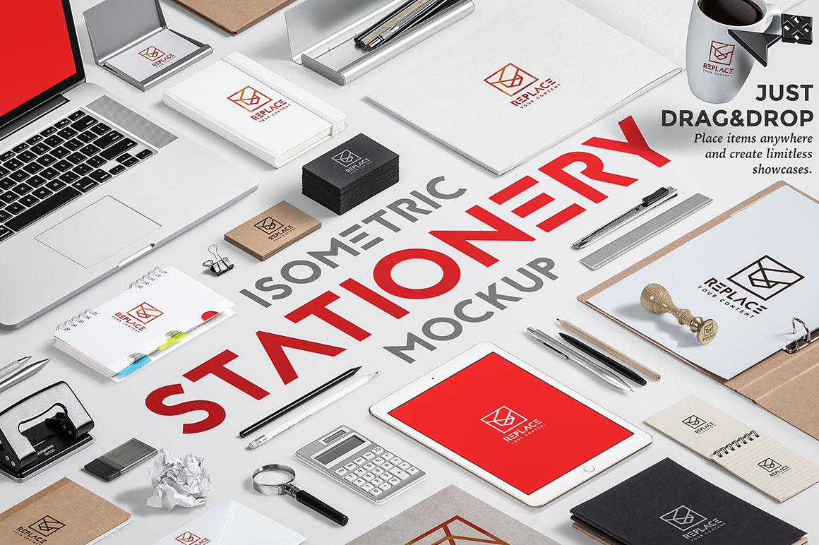 Stationery-Mock-Up-Generator