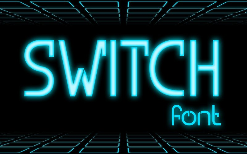 Switch-Font