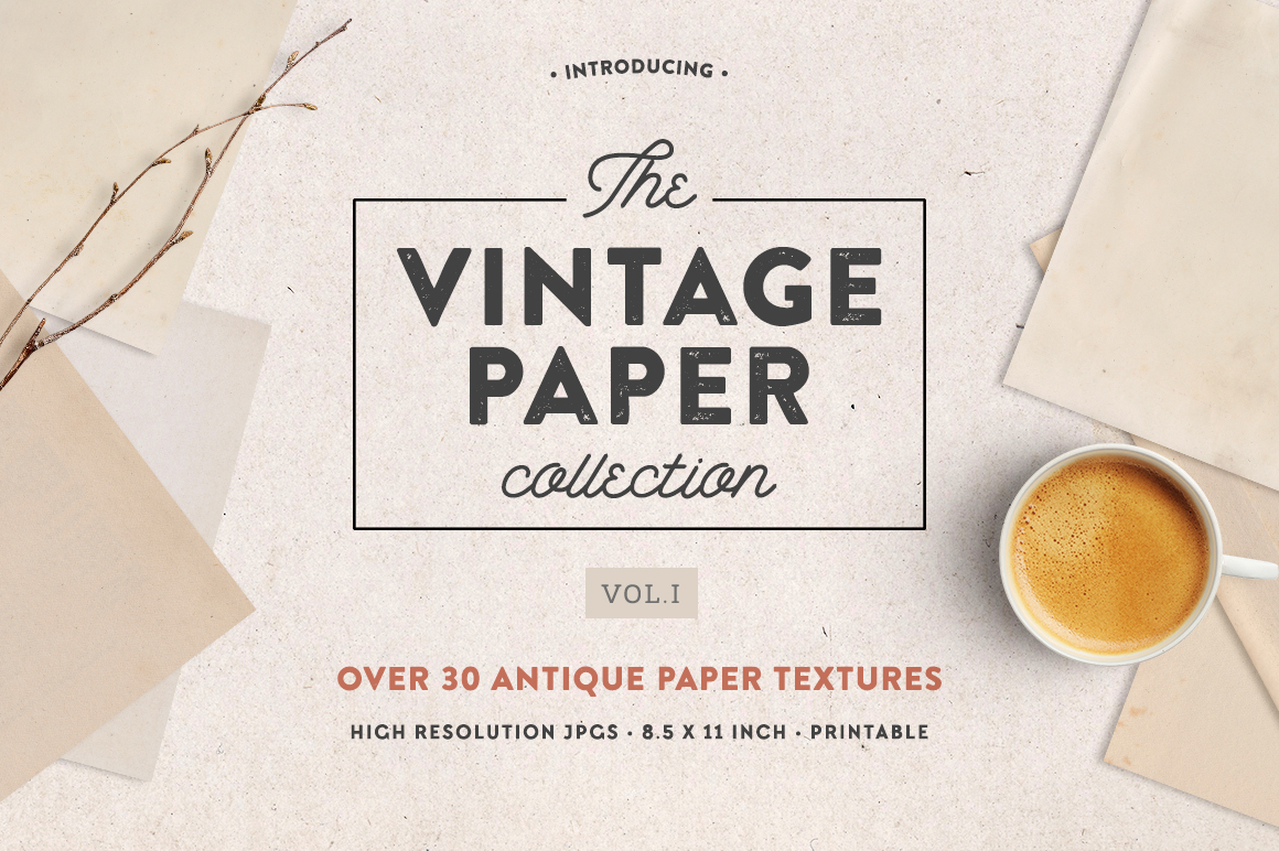 The-Vintage-Paper-Collection