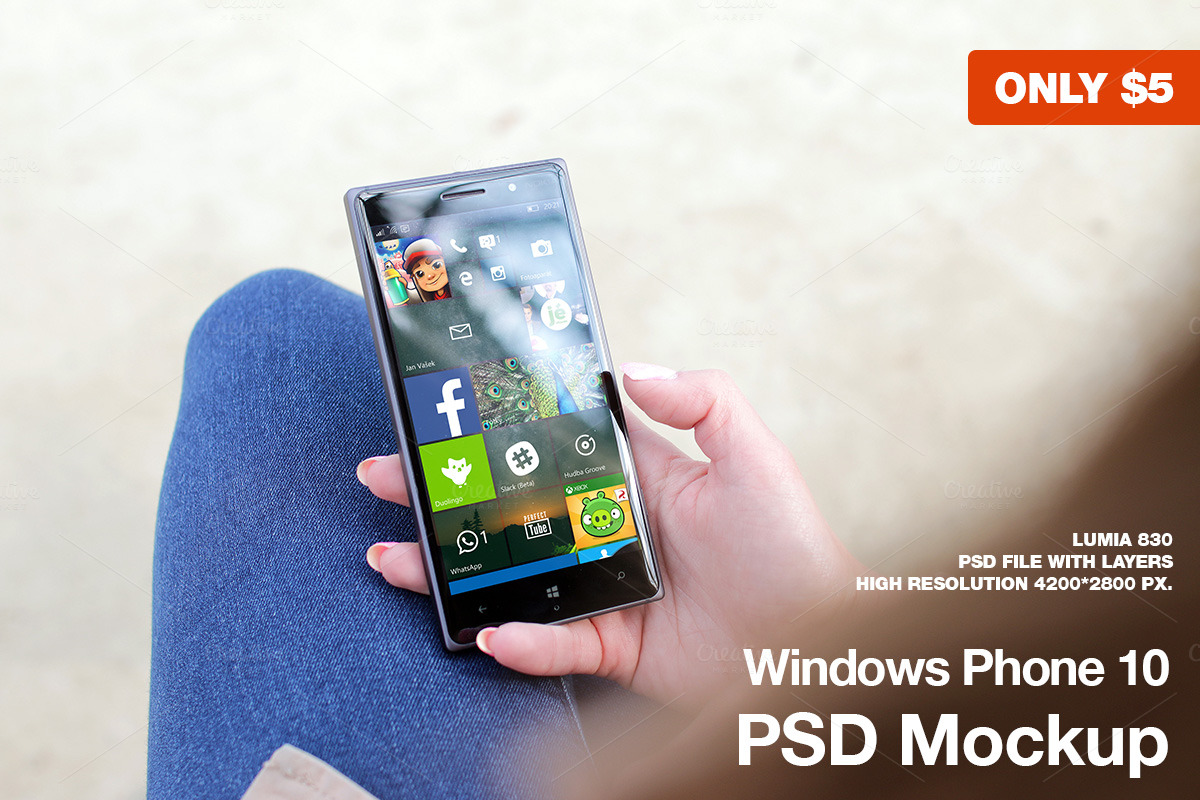 Windows-Phone-10-PSD-Mockup