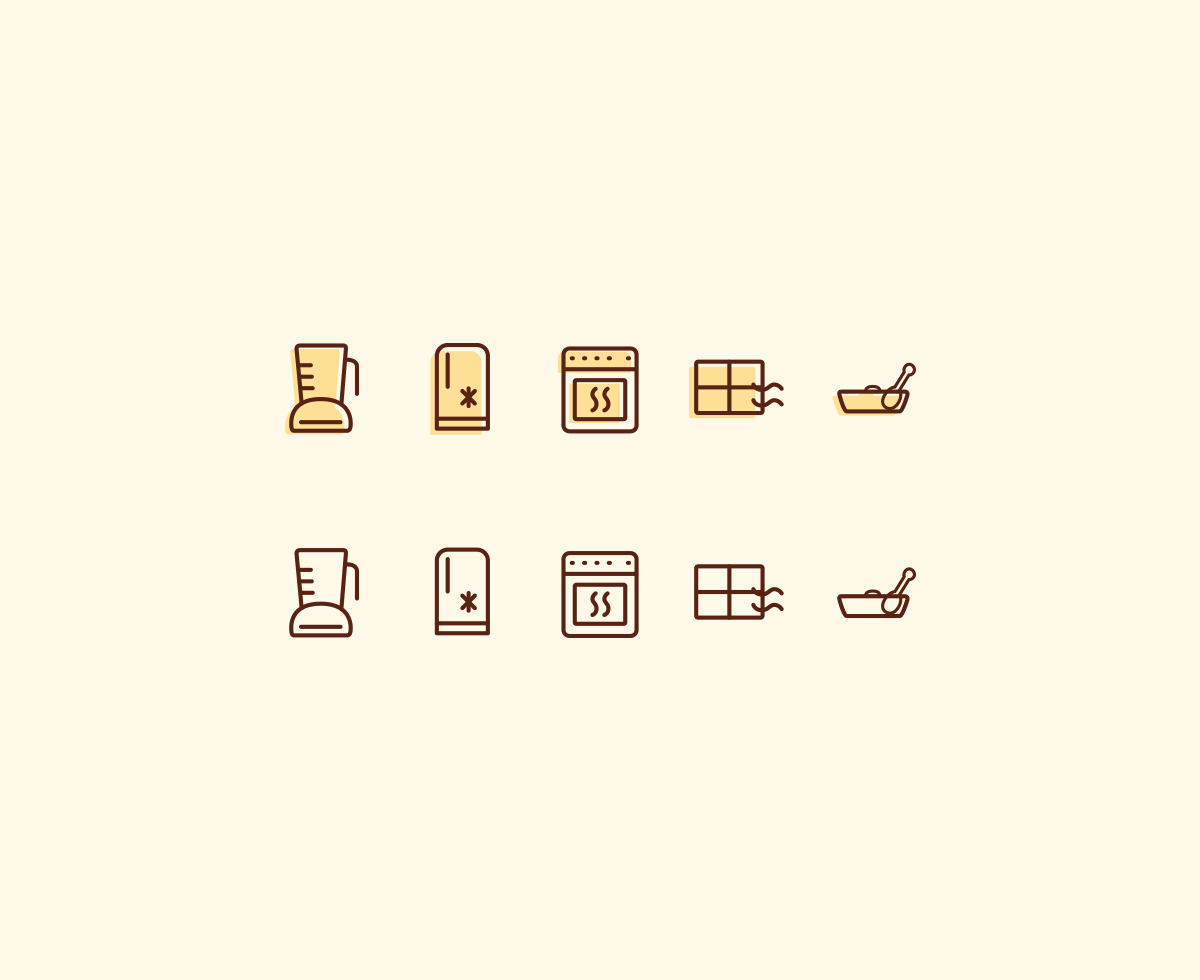 free-line-icons-kitchen