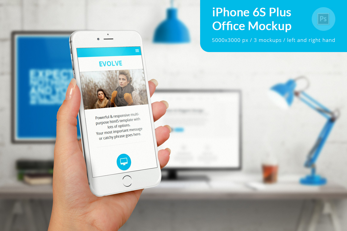 iPhone-6S-Plus-Office-Mockup