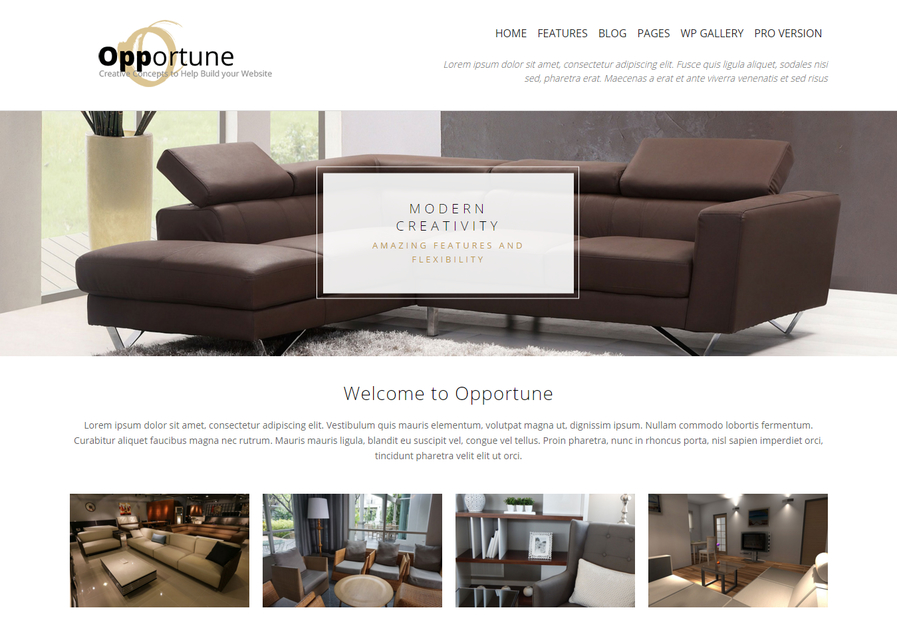 opportune-free-wordpress-theme
