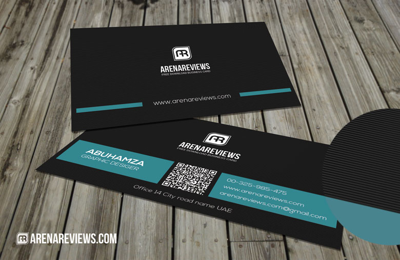 professional-minimal-blue-black-business-card