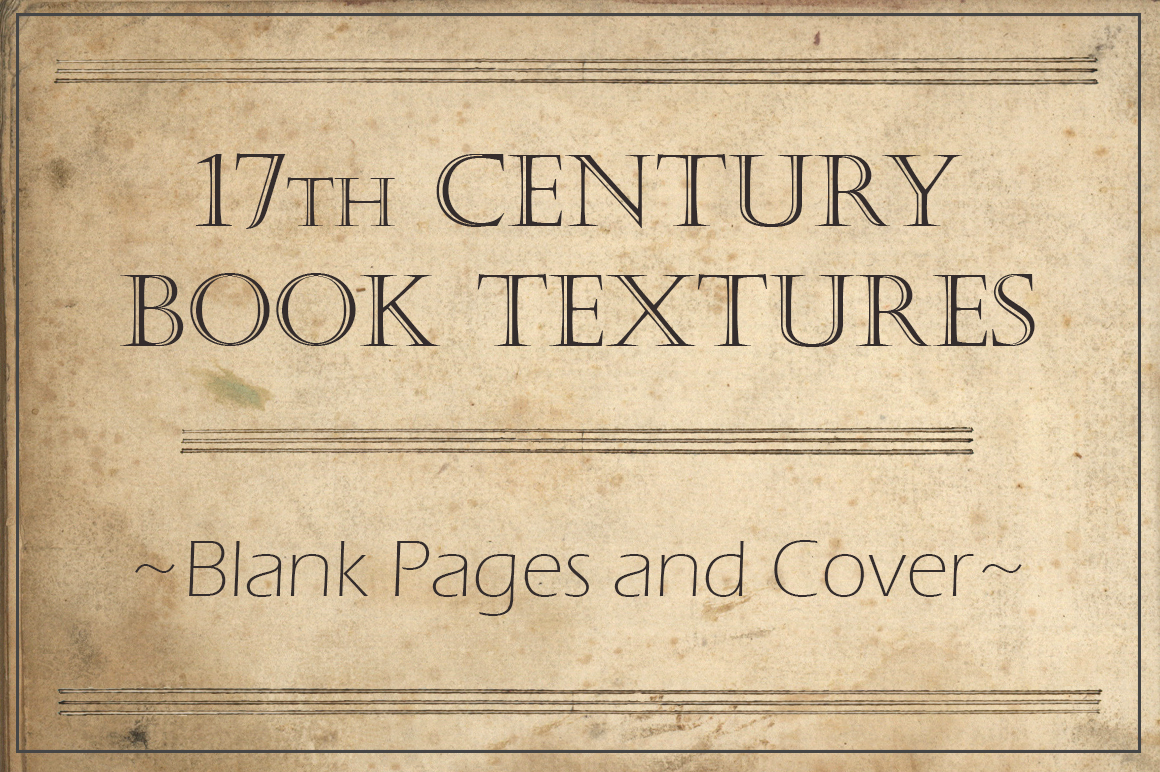17th-Century-Book-Blank-Pages-Cover