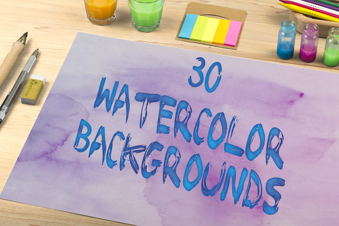 30-Watercolor-Backgrounds