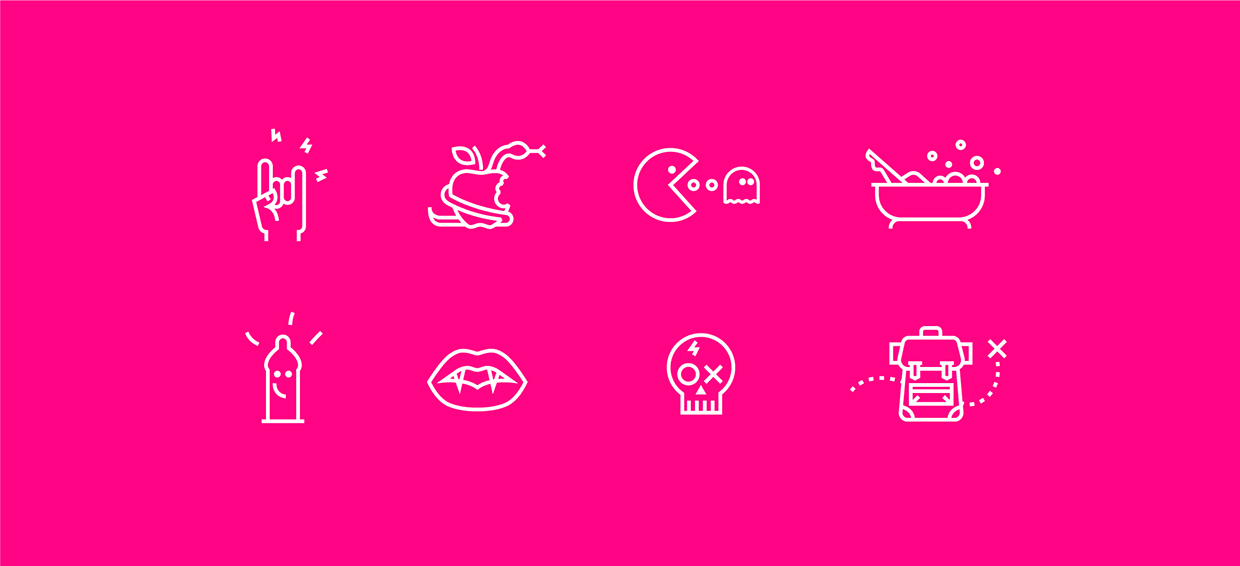 Best-wishes-outline-icons