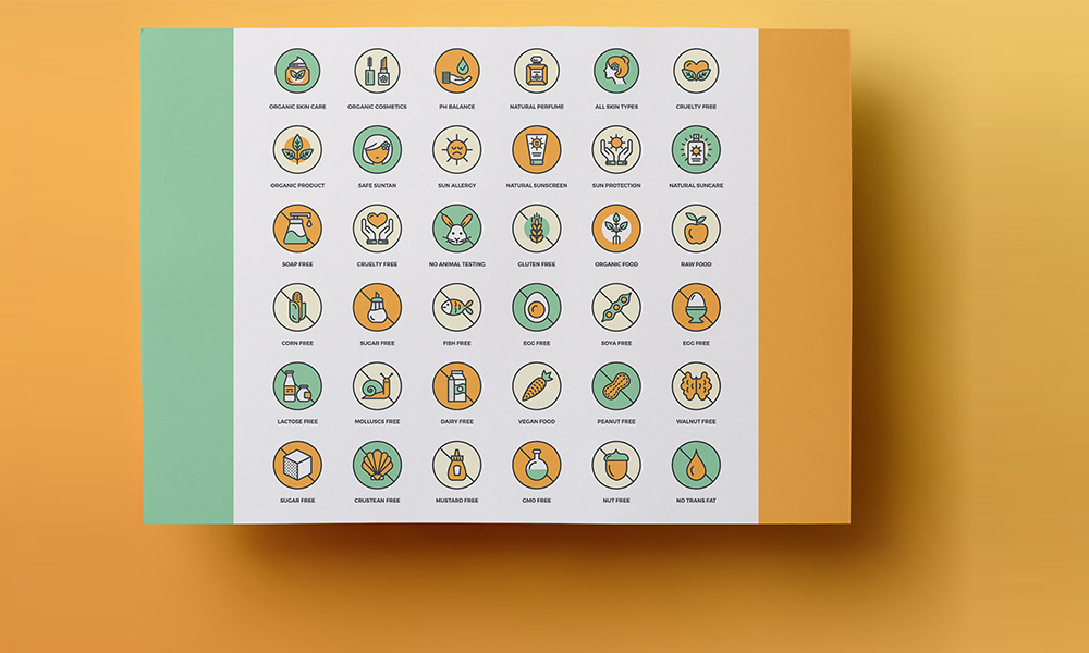 Free-Allergy-Info-Cosmetic-Food-Icons