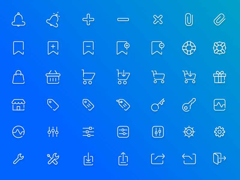 free-ecommerce-icon-pack-psd-ai