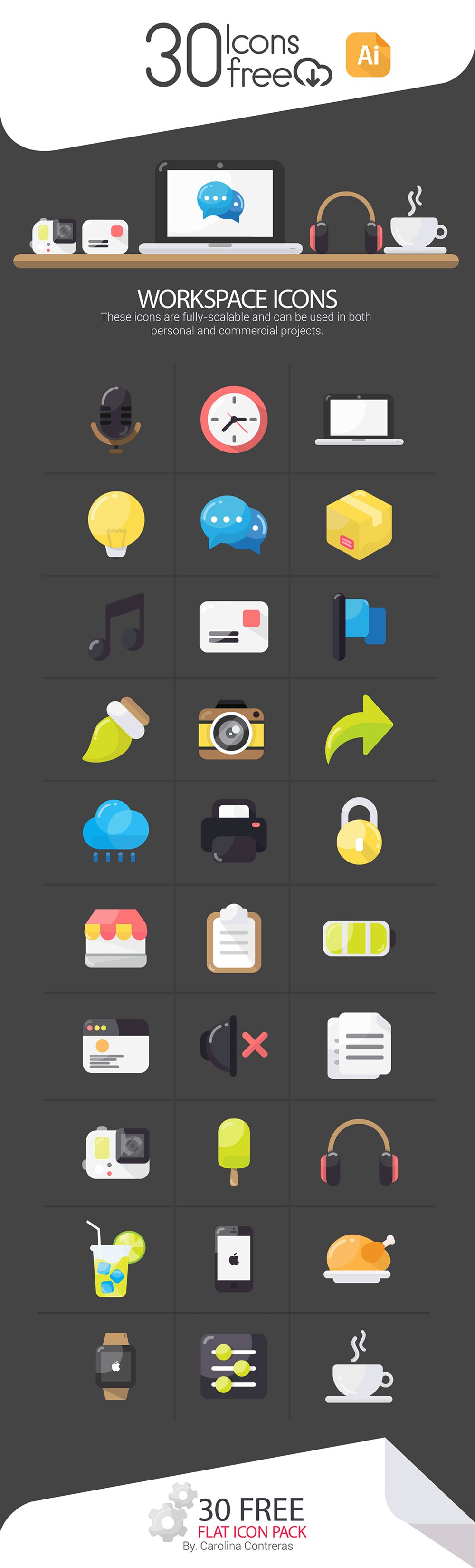 Free-Workspace-Icons